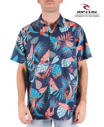Camisa Rip Curl Reg Vision
