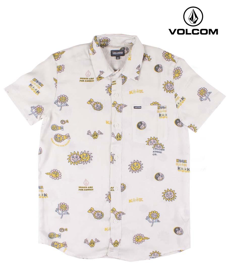 Camisa Volcom Atomic Bloom