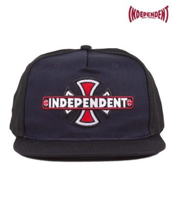 Cap Independent Ringed Cross