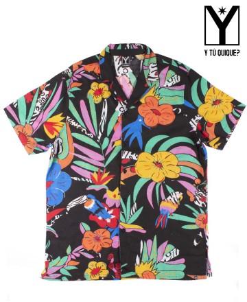 Camisa Y Tú Quique? Voile Selva