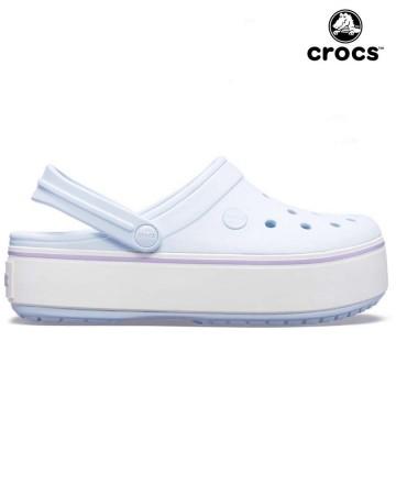 Suecos Crocs Crocband Plataforma