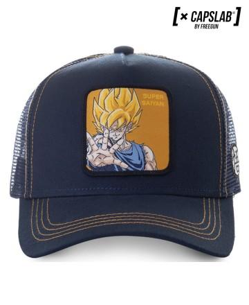 Cap Capslab Trucker Dragon Ball Z