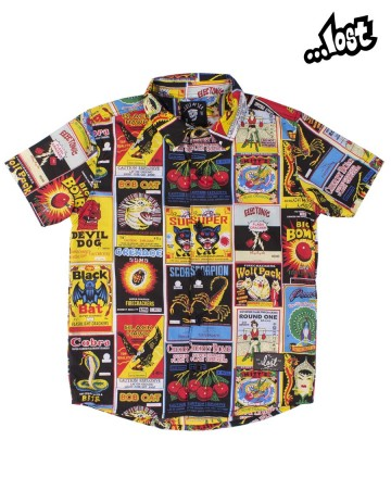 Camisa Lost Patch