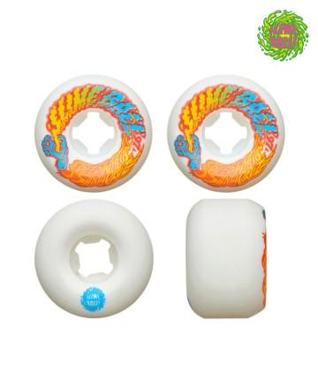 Ruedas Slime Balls Vomit Mini White