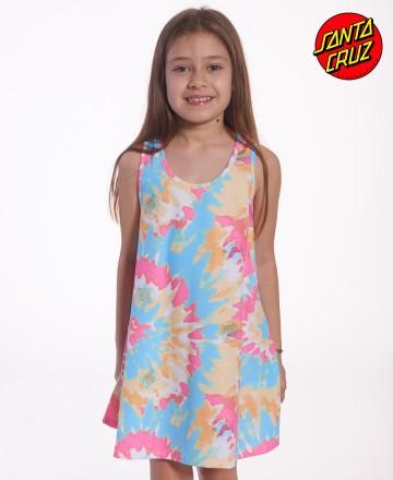 Vestido Santa Cruz Batik