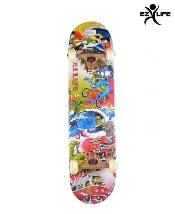Skate Completo Ez Life Full Pro
