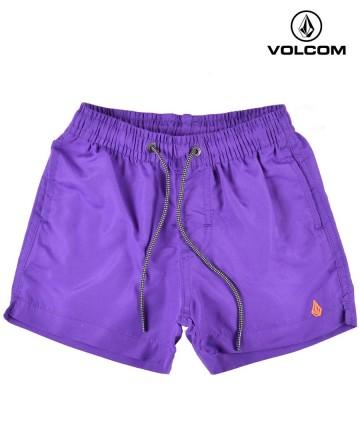 Boardshort Volcom Solid 9 Pulg
