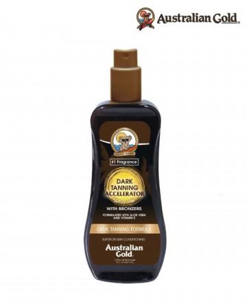 Acelerador De Bronceado Australian Gold Spray Gel