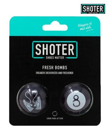 Aromatizador Shoter Fresh Bombs