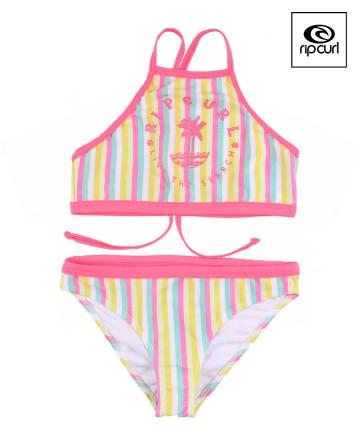 Bikini Rip Curl Neon Stripes
