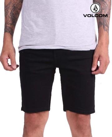 Bermuda Volcom 2X4 Black