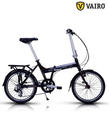 Bicicleta Plegable Vairo Mint Full