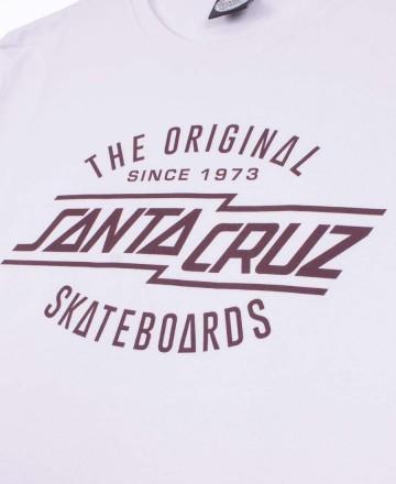 Remera  Santa Cruz Basic Print