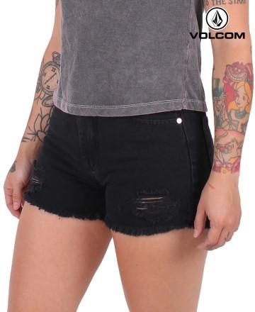 Short Volcom Black
