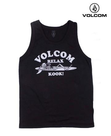 Musculosa Volcom Kook
