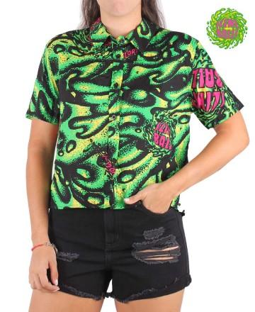 Camisa Slime Balls Print