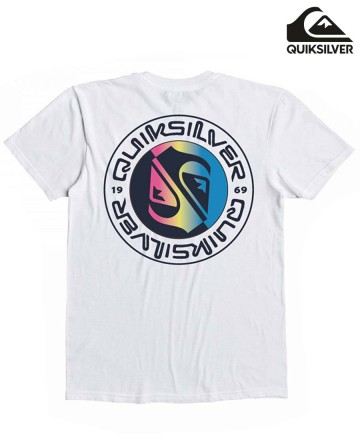Remera Quiksilver Mellow Phonic
