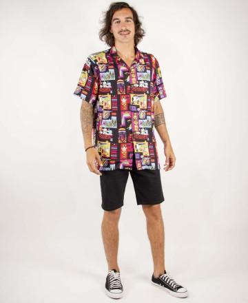 Camisa Y Tú Quique? Hawaii