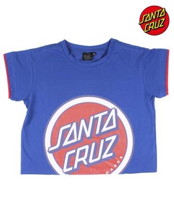 Remera Santa Cruz Crop Dot