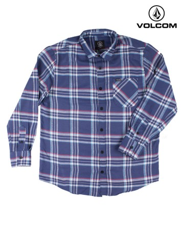 Camisa Volcom Cadus