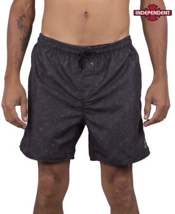 Boardshort Independent Texture 16 pulg