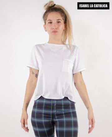 Remera Isabel La Católica Pocket