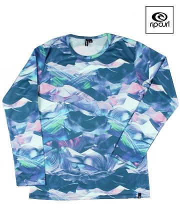 Camiseta Térmica Rip Curl Print