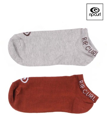 Soquetes Rip Curl Ankle Towel