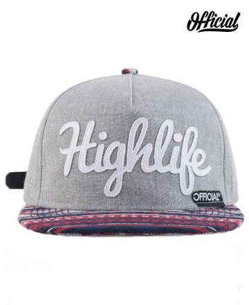 Cap Official HighLife Wht