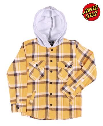 Camisa Santa Cruz Flannel