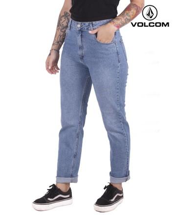 Jean Volcom Stoned Blue