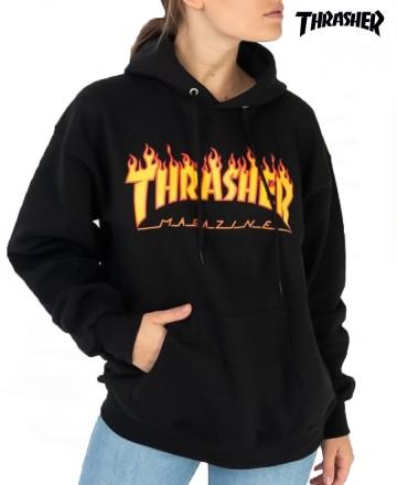 Buzo Thrasher Flame