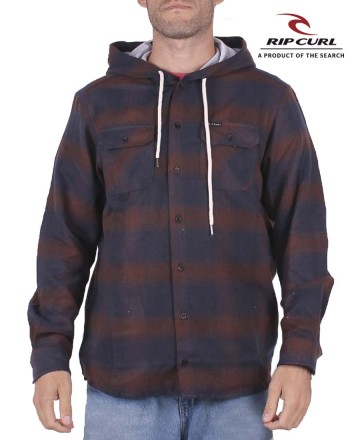 Camisa Rip Curl Count Hooded