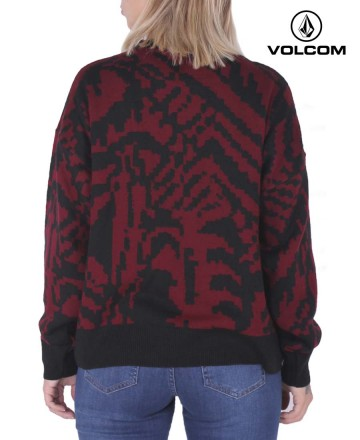 Sweater  Volcom Crew In A Meowment