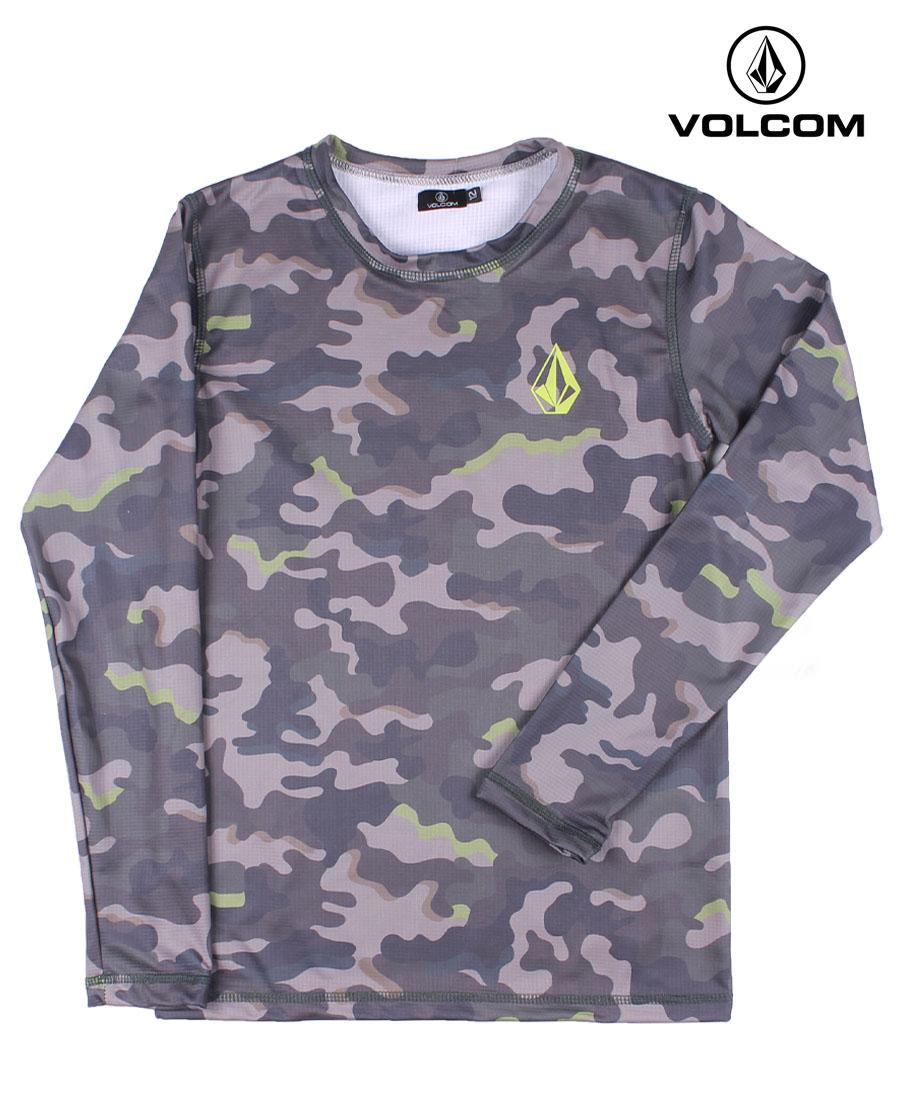 Camiseta Termica Volcom Solid