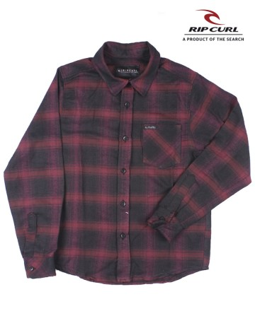 Camisa Rip Curl Flannel Check This