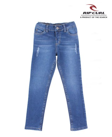 Jean Rip Curl Slim Blue