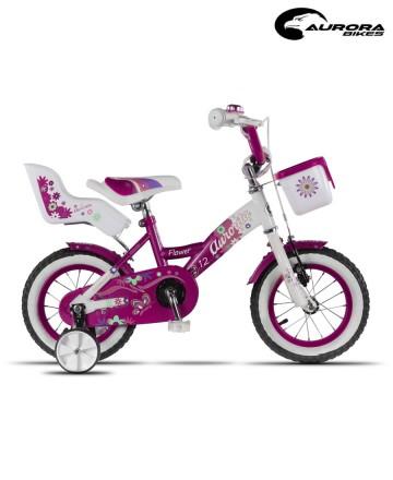 Bicicleta  Aurora Flower R12