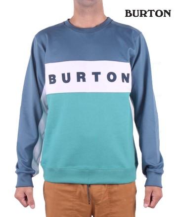 Buzo Burton Crew Morris