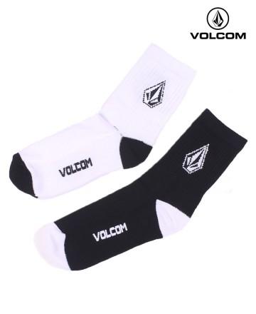 Medias  Volcom Pack X2