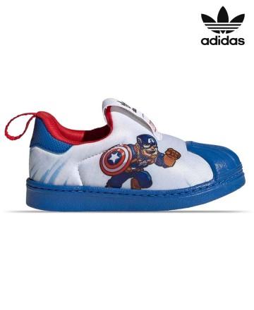 Zapatillas Adidas Superstar Marvel
