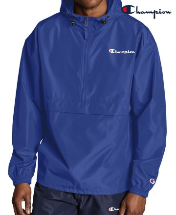 Rompeviento Champion Anorak Packable