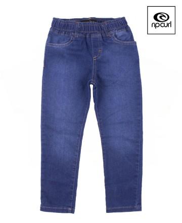 Pantalon Rip Curl Jogger Pins Mid Blue