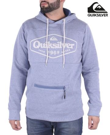 Buzo Quiksilver Hood Big Logo