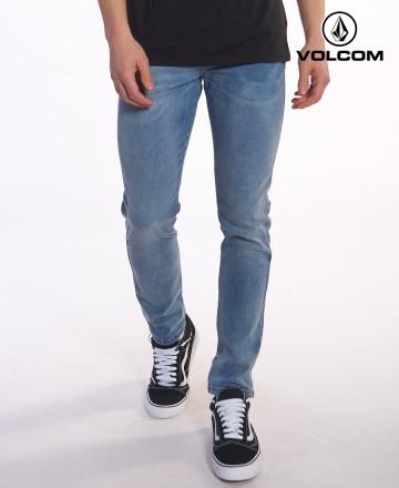 Jean Volcom Skinny Miki Blue