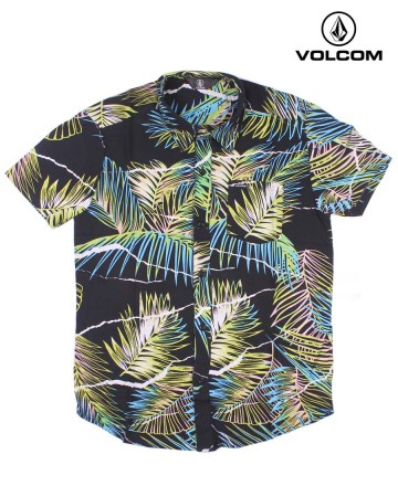 Camiza Volcom Palm Beach