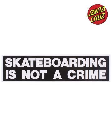 Sticker Santa Cruz Big Crime