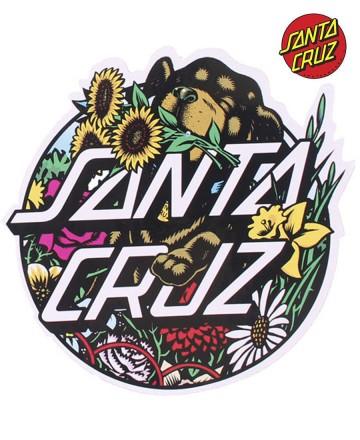 Sticker Santa Cruz Big Flores