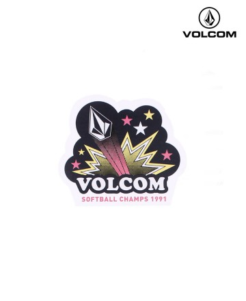 Stickers Volcom Mid Champs