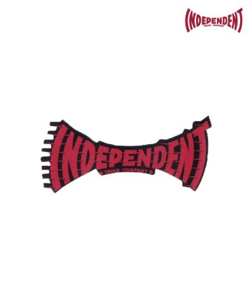 Sticker  Independent Mid Letras